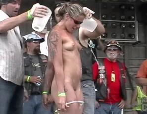 Girls in underwear ass